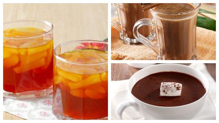 Resep Minuman Hangat Cocok Dinikmati saat Musim Hujan, Berikut Cara Membuatnya