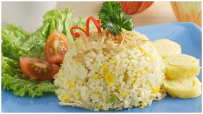 Cara Membuat Nasi Jagung Ayam Suwir, Menu Spesial untuk Sarapan Esok Hari, Ini Bahan-bahannya