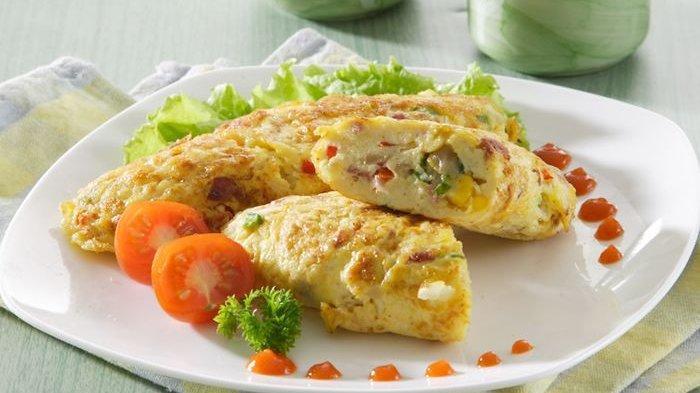 Resep dan Cara Membuat Omelet, Hidangan Enak dan Sehat, Cocok untuk Sarapan