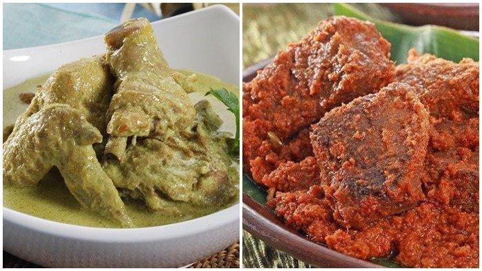Resep Opor Ayam dan Rendang Sapi, Sajian Khas Lebaran Disertai Menu Lainnya