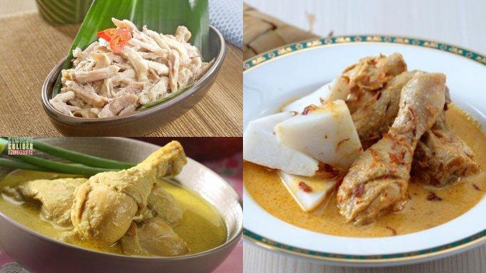 Resep Opor Ayam, Hidangan Khas Lebaran yang Cocok untuk Disajikan Bersama Ketupat