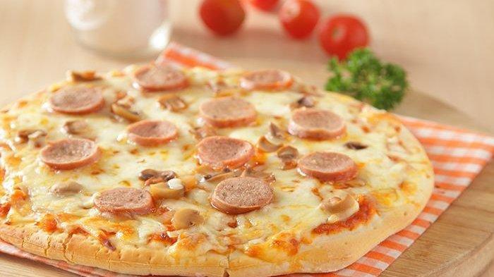 Cara Mudah Membuat Pizza Seenak Buatan Pizza Hut Hanya Gunakan Teflon