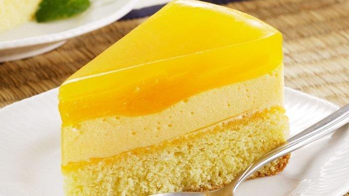 Resep Puding Cake Mangga Enak Banget Kalau Disajikan Dingin Sore Nanti