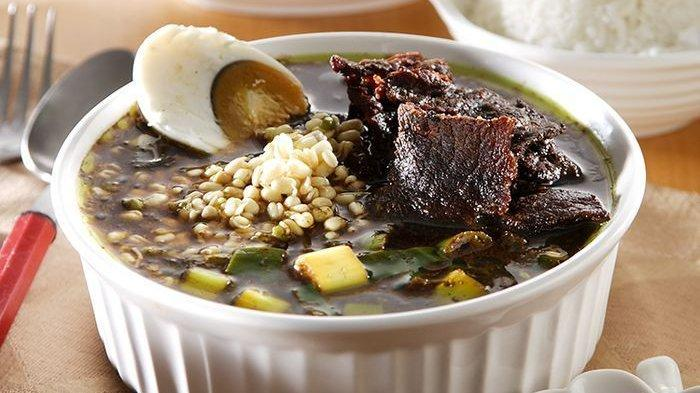 Resep dan Cara Membuat Rawon Enak dan Mudah, Makanan Khas Jawa Timur