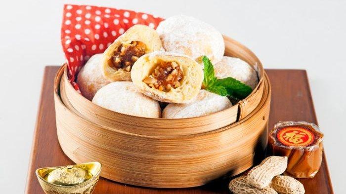 Resep Roti Goreng Kue Keranjang.