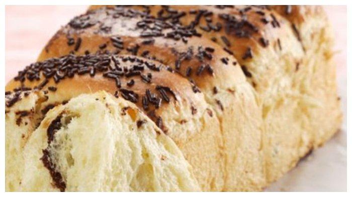 Cara Membuat Roti Sobek Isi Cokelat untuk Menu Sarapan, Cukup 60 Menit