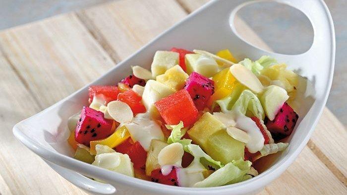 Cara Membuat Salad Buah Segar, Cocok Dihidangkan saat Buka Puasa