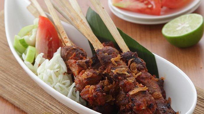 Resep Sate Kambing Bumbu Merah Enak Untuk Hidangan Spesial Idul Adha.(Sajian Sedap)