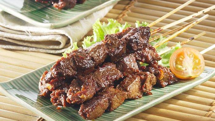 Resep Bumbu Sate Kambing dan Sapi serta Tips Agar Daging Empuk