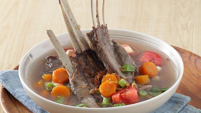 Resep Sop Kambing, Hidangan Spesial Idul Adha untuk Keluarga