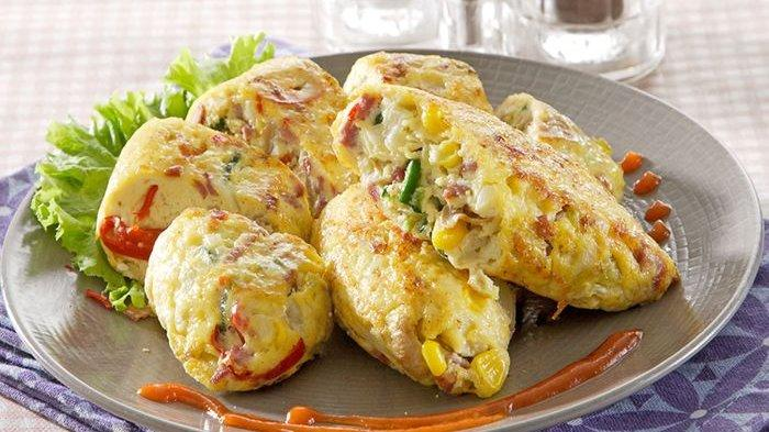 Resep Aneka Telur Dadar Praktis dan Enak, Inspirasi Menu Makanan untuk Sahur