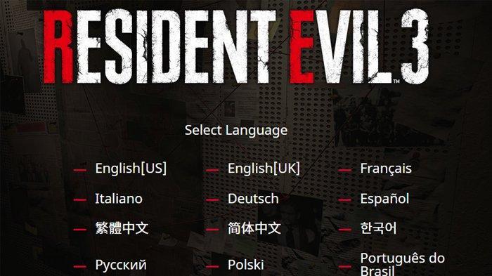 Link Download Game Resident Evil 3 Coba Tampilan Yang Mendekati