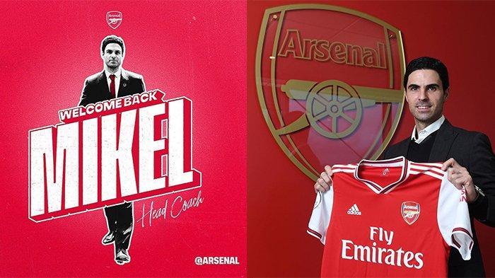 Resmi Menjadi Juru Taktik Arsenal, Mikel Arteta Tak Segan Mendepak Pemain Ngeyel