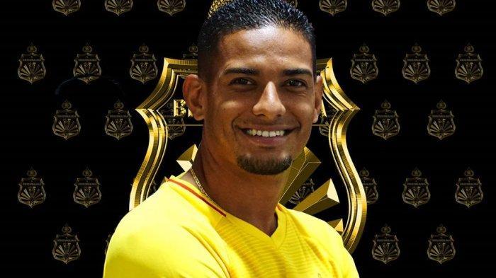 RESMI Bhayangkara FC Datangkan Pemain Terbaik Liga 1 2019, Renan da Silva dari Borneo FC