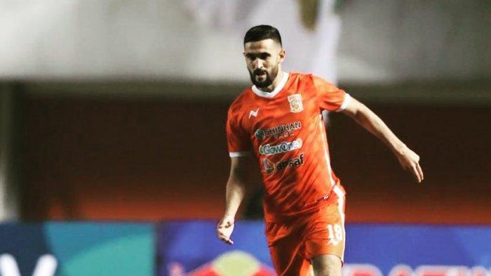 RESMI Javlon Guseynov jadi Pemain Asing Pertama yang Dipertahankan Borneo FC untuk Musim Depan