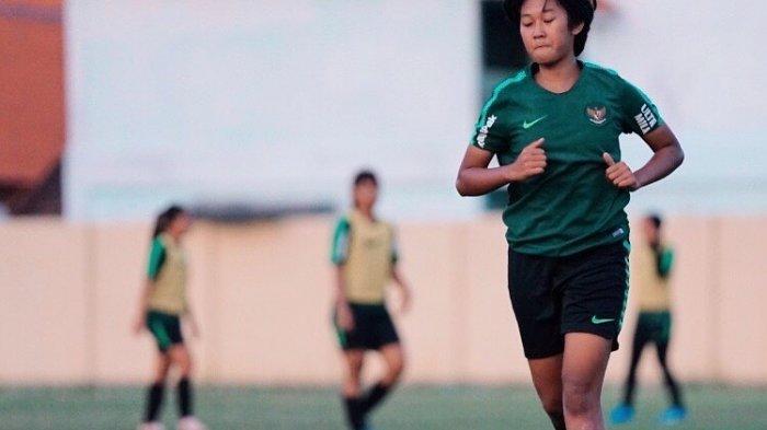 Resmi Masuk Skuat Timnas Indonesia Putri di SEA Games 2019, Sabrina: Mimpi yang Jadi Kenyataan