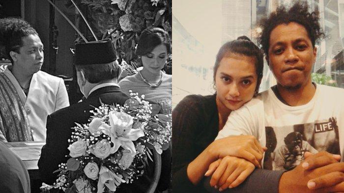 Begini respons ibunda aktris Indah Permatasari terkait pernikahan sang putri dengan komika Arie Kriting.