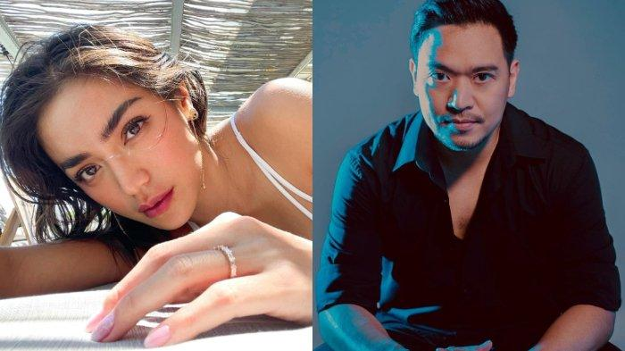 Begini respons Jessica Iskandar setelah tahu Michael Yukinobu de Fretes atau MYD ternyata pernah naksir dirinya. (Instagram @inijedar/@yukinobu_de_fretes)