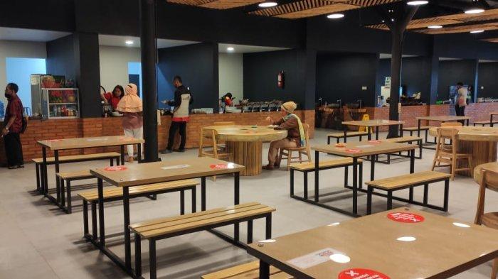 Imbas Larangan Mudik, Rest Area Sepi, Pedagang Makanan Curhat Kehilangan Penghasilan
