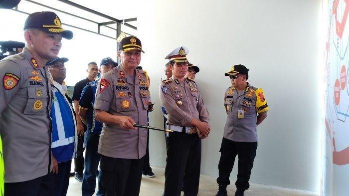 UPDATE Ledakan di Mako Brimob Semarang, Kapolda Jateng: Satu Anggota Brimob Terluka