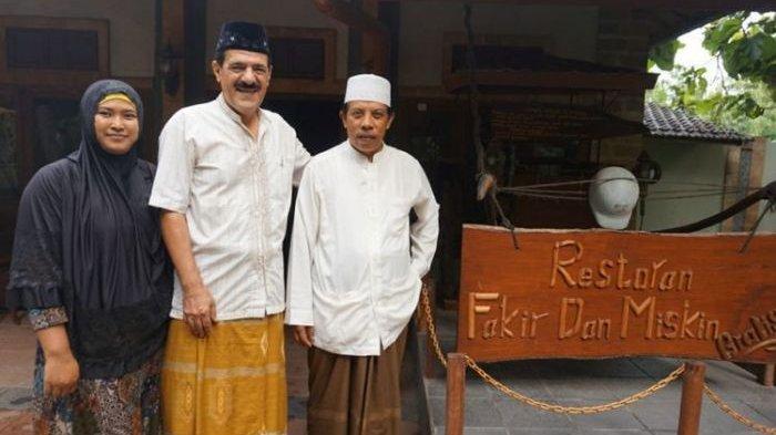Wow, di Banyuwangi Ada Restoran Khusus Fakir Miskin,  Sempat Dicurigai Aparat Karena Gratis