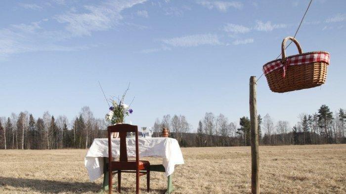 Restoran Belanda Sediakan Ruang Berkaca bagi Pengunjung untuk Bersantap di Tengah Covid-19