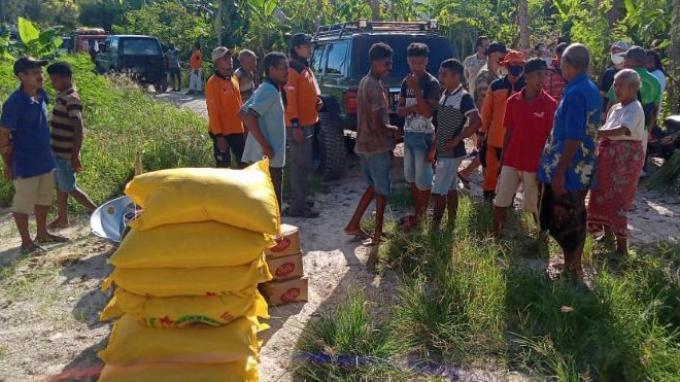 Asa dari Jawa Tengah untuk Saudara Terdampak Bencana NTT