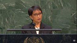 Indonesia Desak PBB Ambil Tindakan Hentikan Kekerasan di Palestina