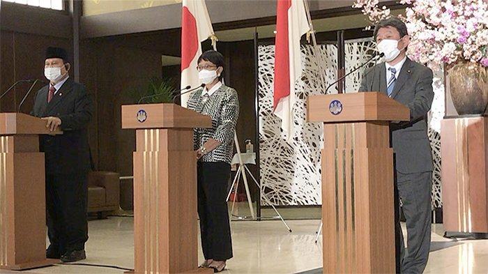 China Protes Keras Hubungan Jepang - Indonesia Semakin Mesra