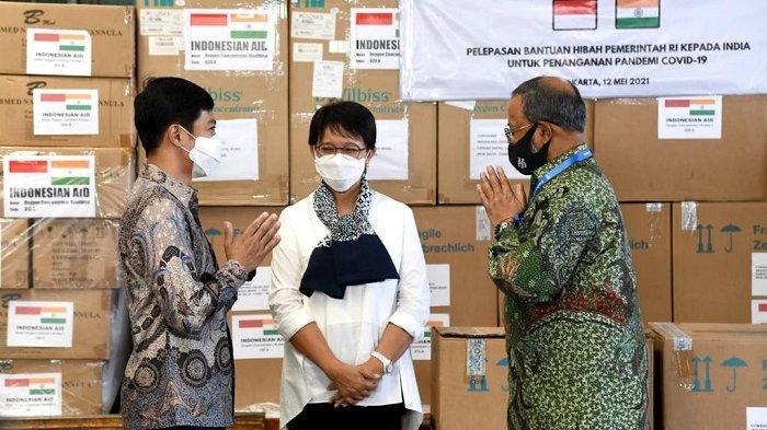 Menlu: Tidak Boleh Ada Negara yang Tertinggal dalam Penanganan Pandemi