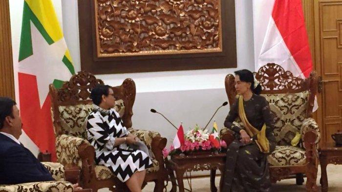 Pemuda Muhammadiyah Minta Nobel Perdamaian Aung San Suu Kyi Dicabut