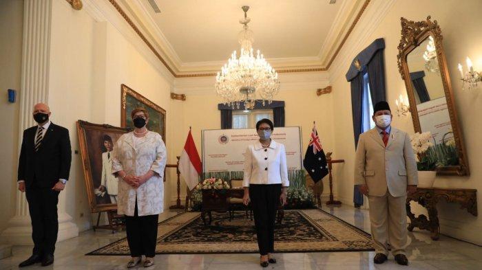 RI – Australia Komitmen Berikan Bantuan Kemanusiaan Untuk Rakyat Myanmar