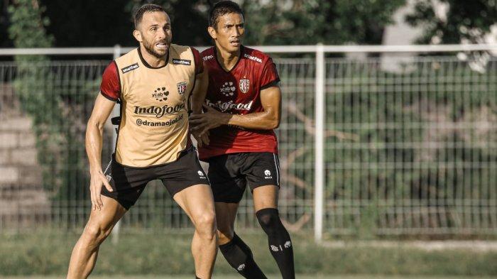 Jadwal Bali United vs Persib Bandung, BRI Liga 1, Harapan Bek Anyar Serdadu Tridatu Reuben Silitonga