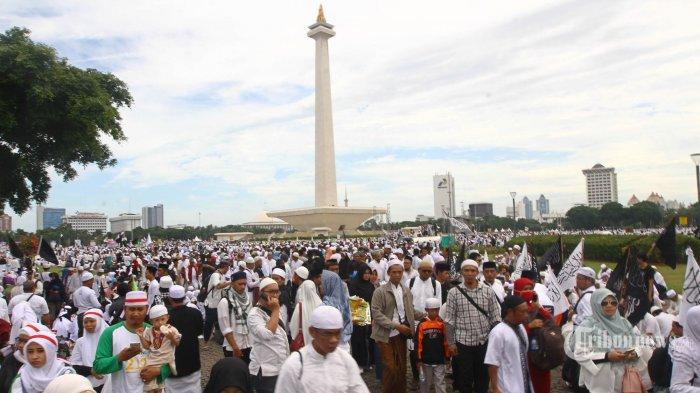 Anies Baswedan Diundang Reuni Akbar 212 di Monas Desember Mendatang