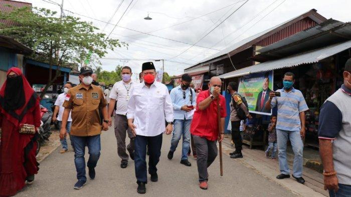 Ketua DPD RI Berharap Revitalisasi Pasar Sukawati Gianyar Jadi Pemantik Ekonomi
