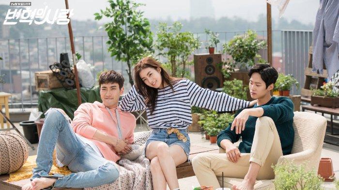 Sinopsis Revolutionary Love Episode 13 Pagi Ini Tayang di TransTV, Siwon Dilarang Dekati Kang Sora