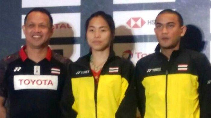 Thailand ke Final Piala Uber 2018 Kuncinya Kerjasama Tim yang Bagus kata Rexy Mainaky