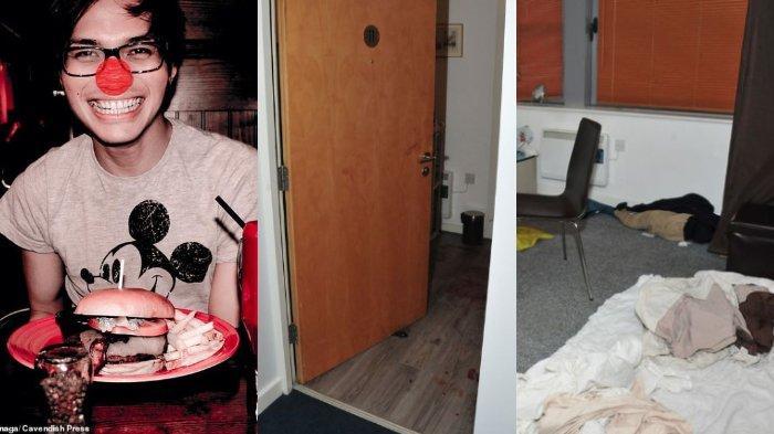 Begini penampakan 'sarang' alias rumah Reynhard Sinaga, tempat ia memperkosa para korban.