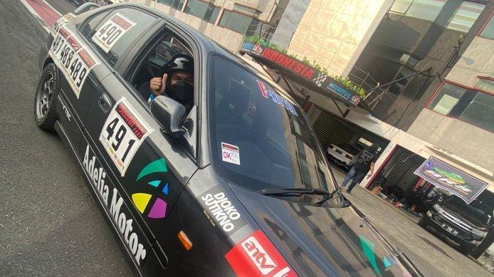 Reza Rizki Arjai Debut Perdana di Sentul Drag Fest Seri 3 2021 Bakal Kembali di Seri 4