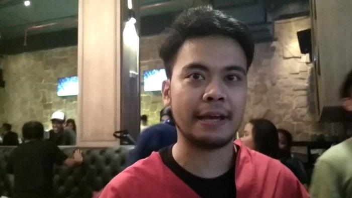 Reza SMASH saat ditemui di Epicentrum Kuningan, Jakarta Selatan, Rabu (11/7/2018)