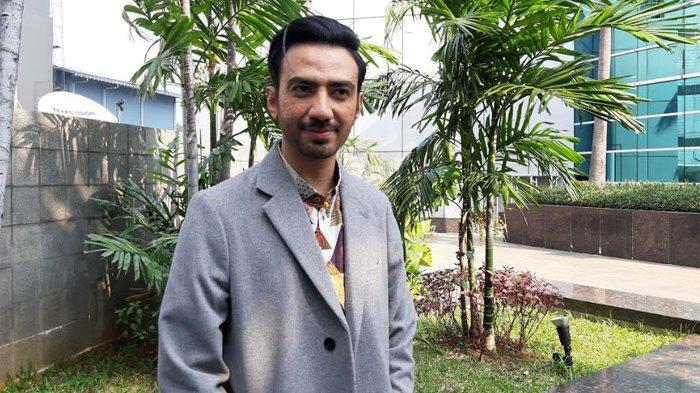 Reza Zakarya ketika ditemui di gedung Trans TV, Jalan Kapten Tendean, Jakarta Selatan, Senin (29/6/2020).