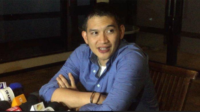 Rezky Aditya saat ditemui di kawasan Ragunan Jakarta Selatan, Rabu (30/10/2019).