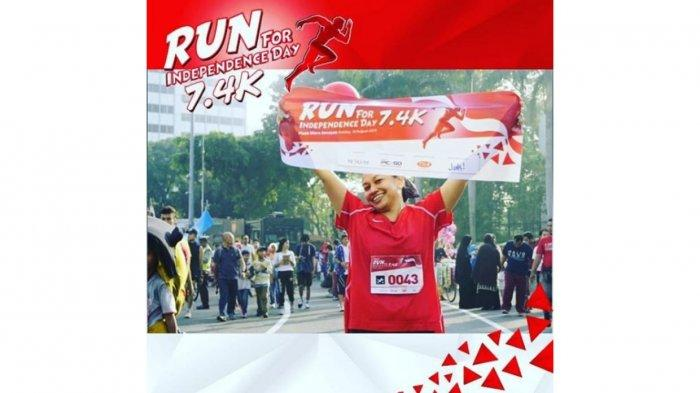 Run For Independence Day 2019, Minggu (18/8).