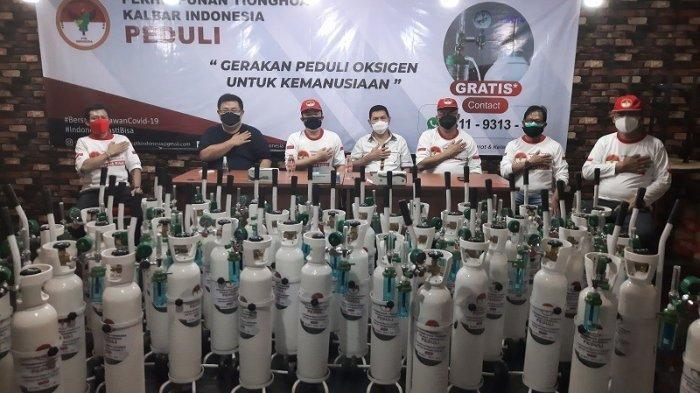 PTK Indonesia Buka Posko Gerakan Peduli Oksigen untuk Kemanusiaan