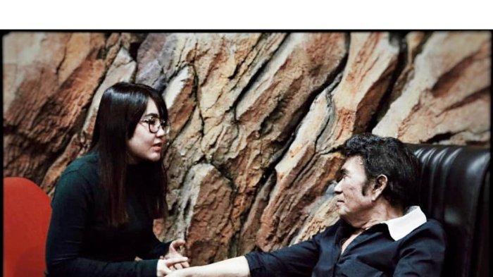 Terlibat Proyek Duet Bareng Rhoma Irama, Pedangdut Via Vallen Ungkap Kesannya