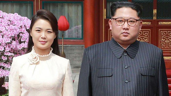 Kematian Kim Jong Un Trending, Ini 5 Fakta Sosok Istrinya, Ri Sol Ju: Mantan Artis Punya Anak Segini