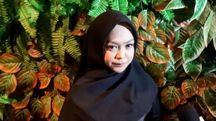 Ria Ricis ditemui di KCM Jatiasih, Bekasi, Jawa Barat, Kamis (27/2/2020) malam.