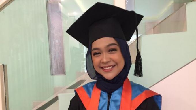 Ria Ricis ketika ditemui di kediamannya, kawasan Kebagusan, Jakarta Selatan, Sabtu (28/11/2020).