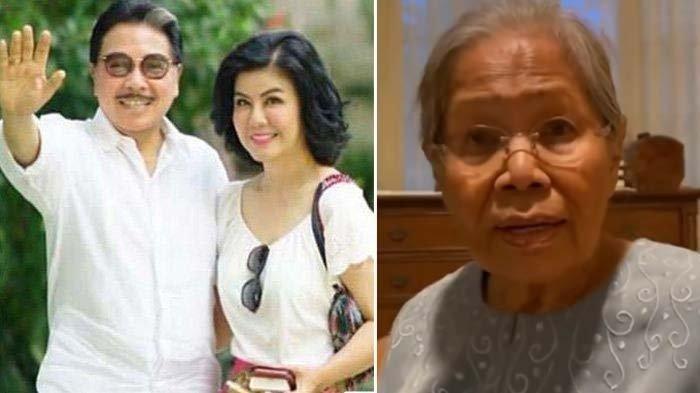 Perlihatkan Kedekatan dengan Ibunda Desiree, Pihak Hotma Sitompul: Ribu Kalau Ada Masalah Ngomong