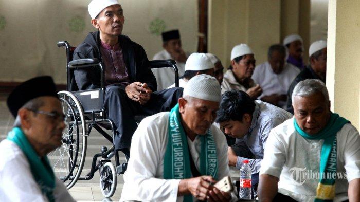 Hari Ini Empat Kloter Haji Asal Jawa Barat Akan Masuk Asrama Haji Embarkasi Bekasi